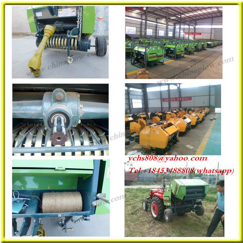 Factory Direct Sale Farm Tractor Round Mini Bander
