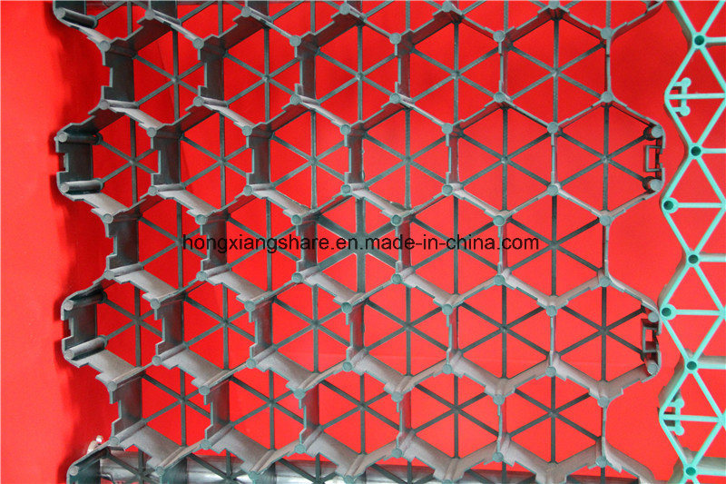 Plastic Grass Grid Used for Car Parking Lot Grass Protection