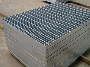Carbon Steel Spray Painted Grating