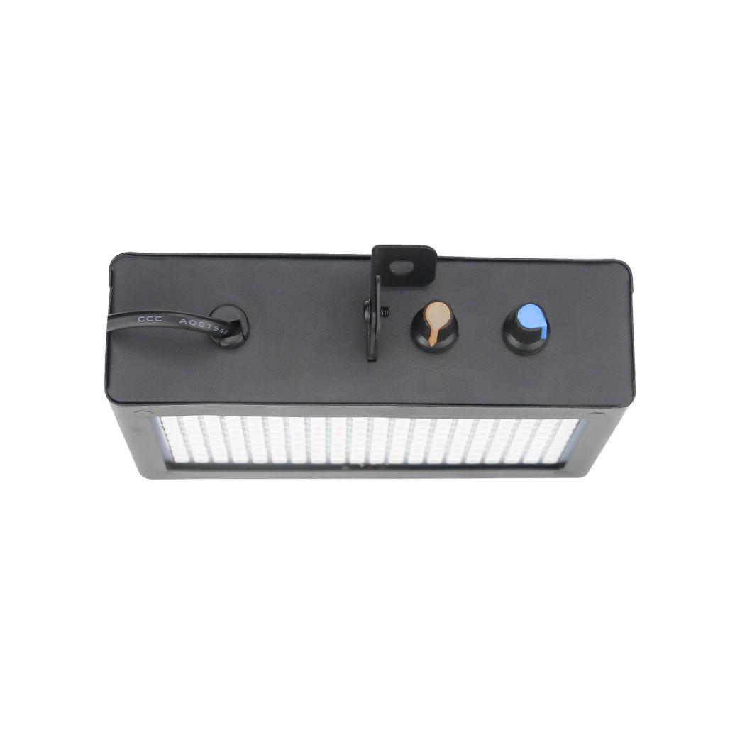 180 PCS 35W RGB LED Stage Equipment Strobe Light