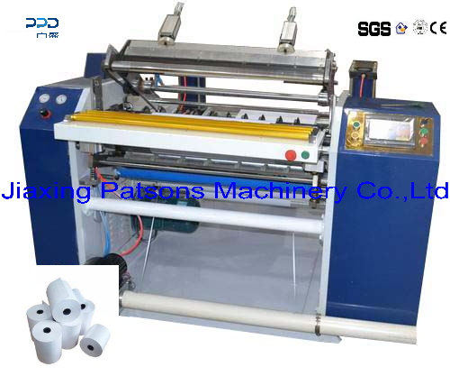 High Quality Fully Auto EPC Thermal Paper Slitting Winding Machinery