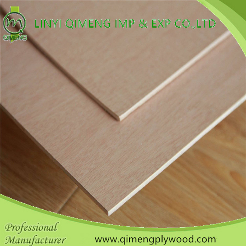 1220X2440X1.6-18mm Bbcc Grade Commercial Plywood with Best Price and Quality