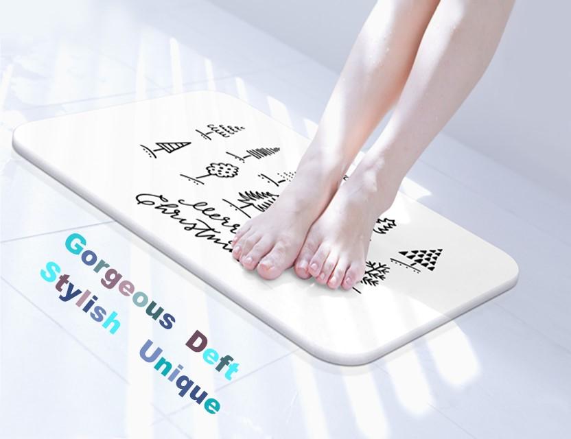 Diatomite Bath Mat Health