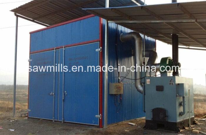 Vacuum Wood Drying Kiln Dryer Machine