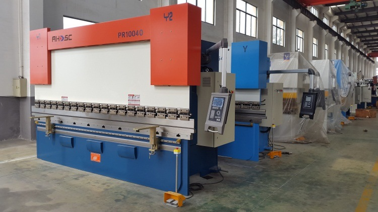 Automatic Channel Hydraulic CNC Bending Machine (160T 3200mm)