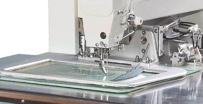 button attach machine