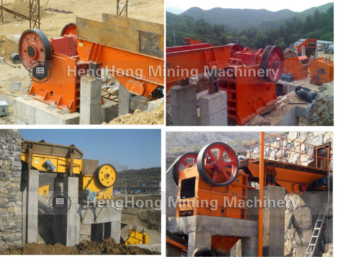 Mineral Ore Motor Vibrating/Vibratory Feeder for Mining Coal Food