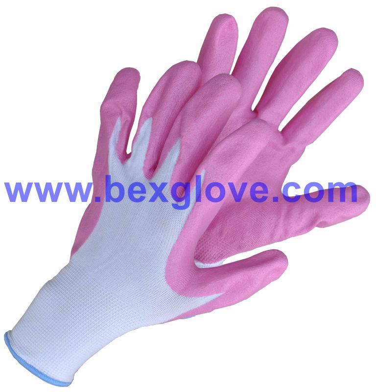 Nitrile Foam Glove, Work Glove