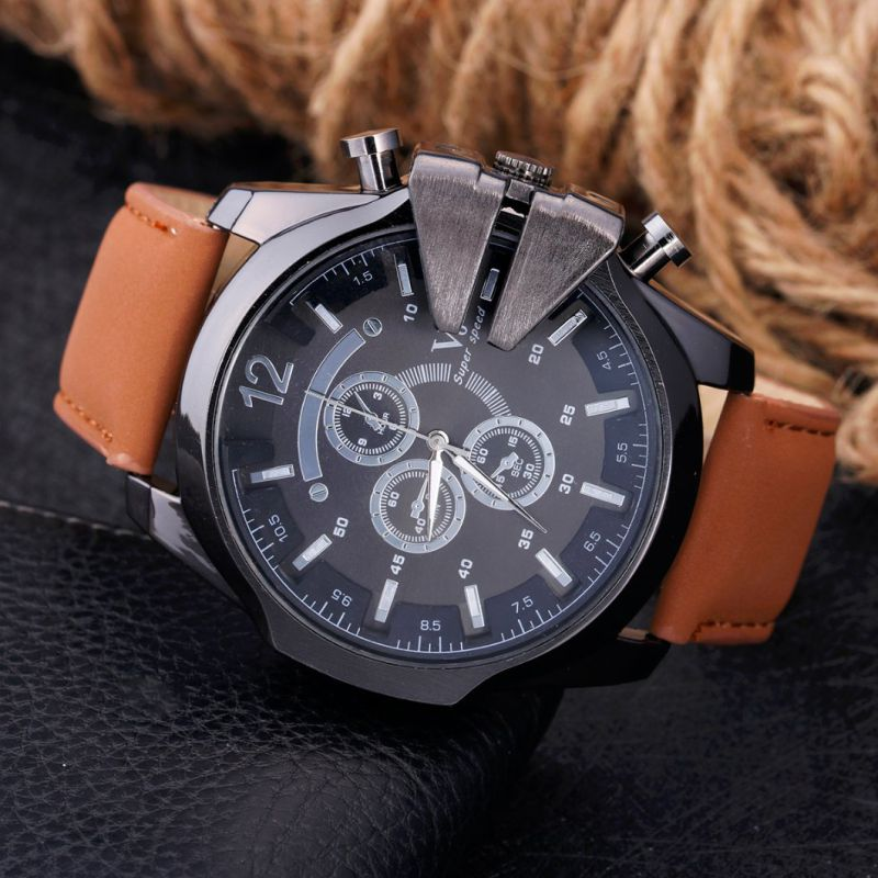 Fashion Multi-Function Wristwatch
