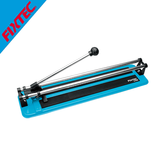 Fixtec 400-750mm Hand Manual Tile Cutter with Ball Bearing