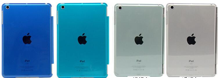 Crystal Ultra-Thin Back Shell of The iPad2 / 3/4 / Ipadair Perfect Partner Protective Material Crystal Shell