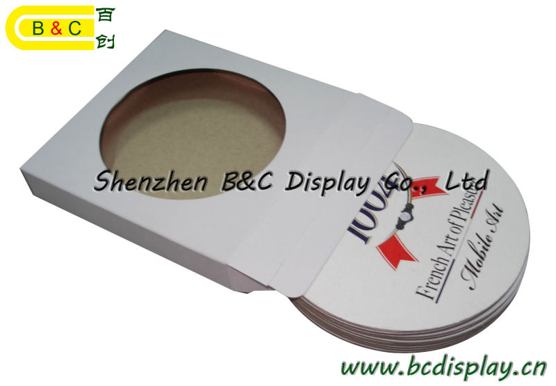 High Quality with Cheap Price, Chinsese Absorbed Paper Coaster, Place Mat for Bars, Cafes, Restaurants (B&C-G103)