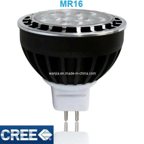 7W Landscape Outdoor Lighting LED Spotlight MR16