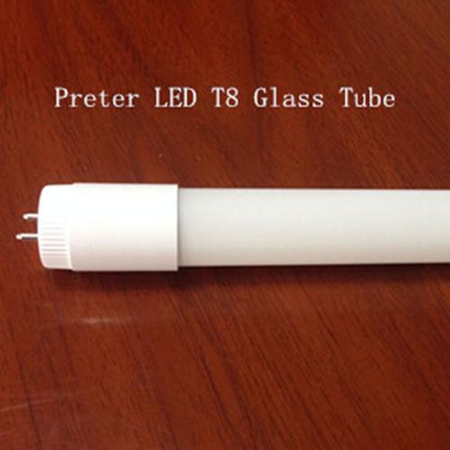 90cm 14W LED T8 Glass Tube