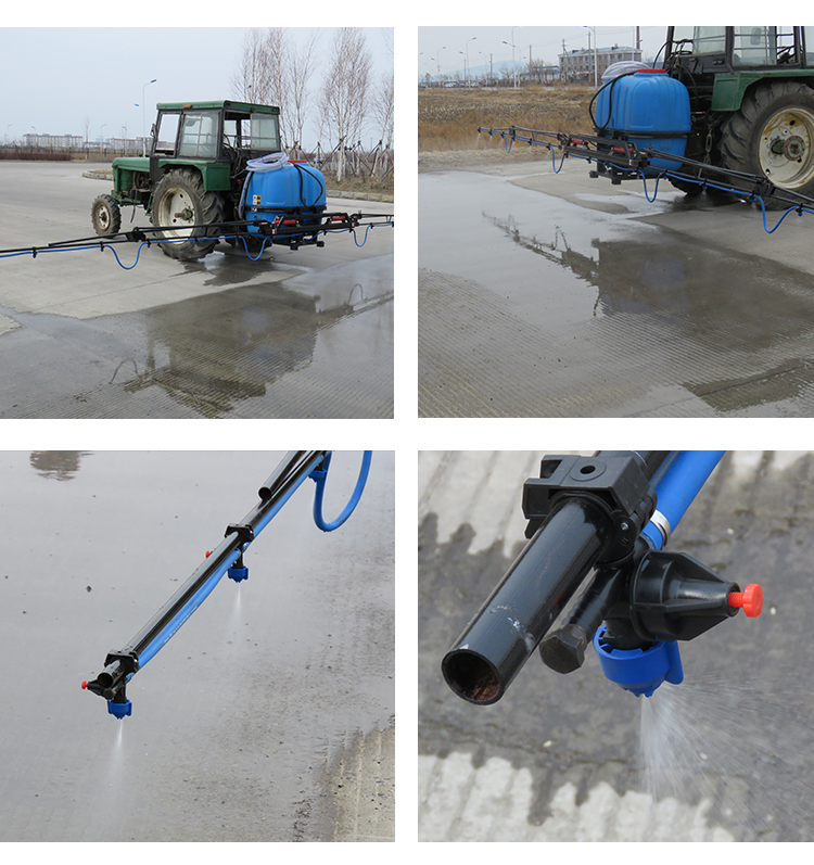 Agricultural Machinery Hydraulic Boom Sprayer Tractor Equipment