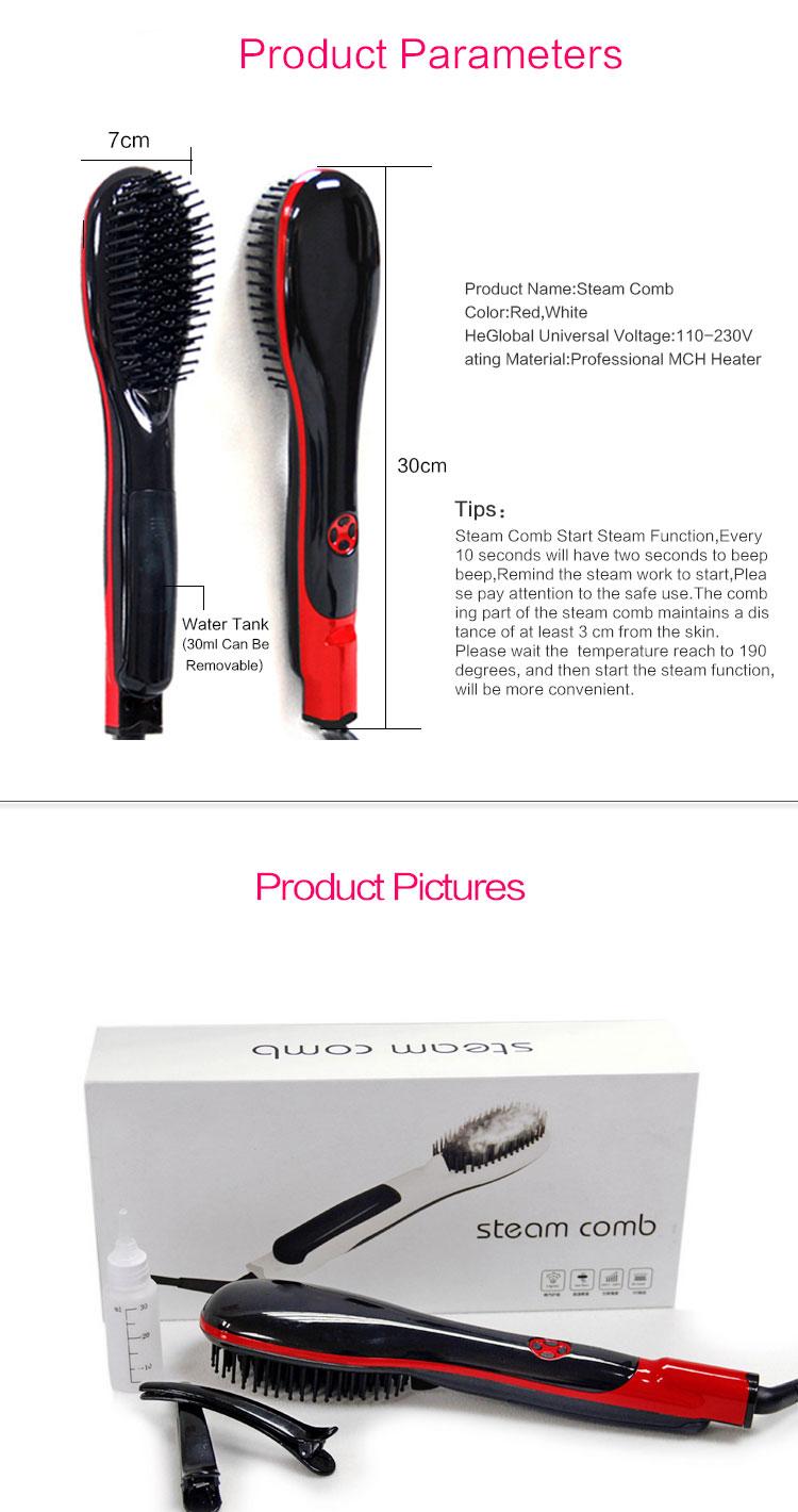 Hair Products Best Hair Styler LCD Straightener