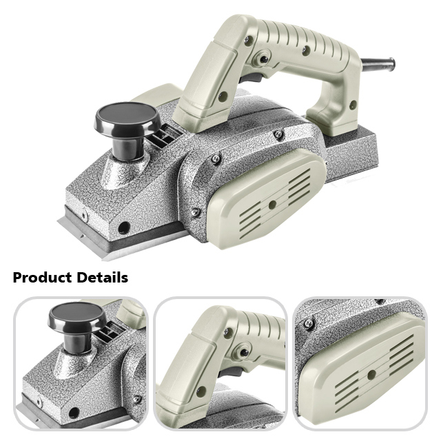 Woodworking 550W 82X2mm Electric Planer