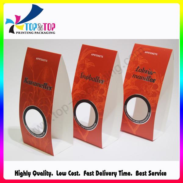 High Quality Custom Printed Foldable Cardboard Box and Sleeve