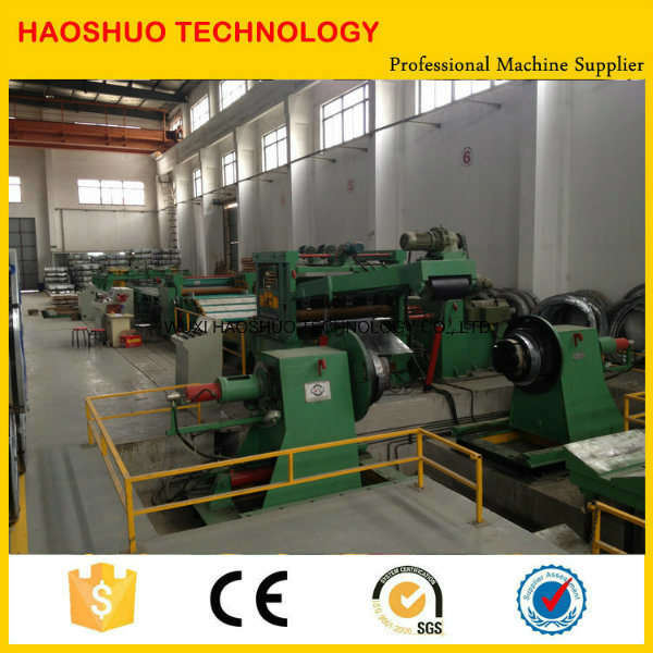 0.3-3mm High Speed High-Precision Cut to Length Line