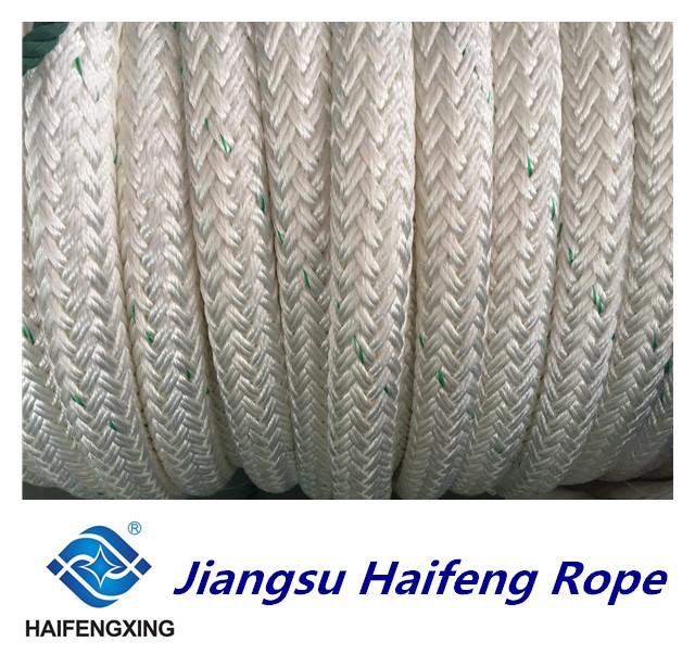 Double Braid Mooring Rope