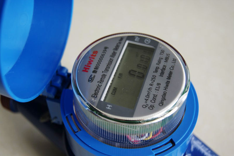Best Quality Single Jet Electronic Water Flow Meter for Sale