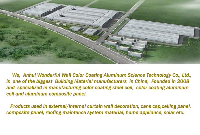 2mm Aluminum Composite Panel