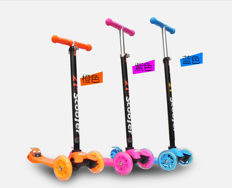 Wholesale Sale Child Kick Scooter Factory in China