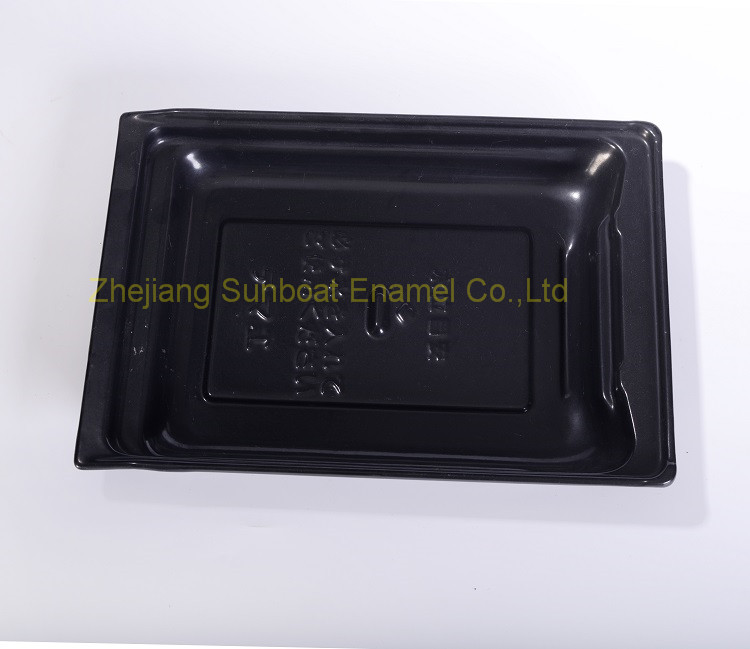 2016 Best Selling Customized Enamel Baking Tray