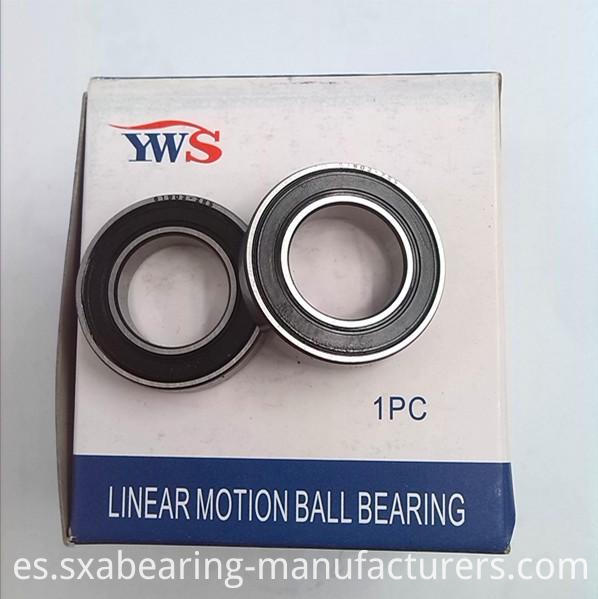 61903 High Precision Deep Groove Ball Bearing of Auto Parts