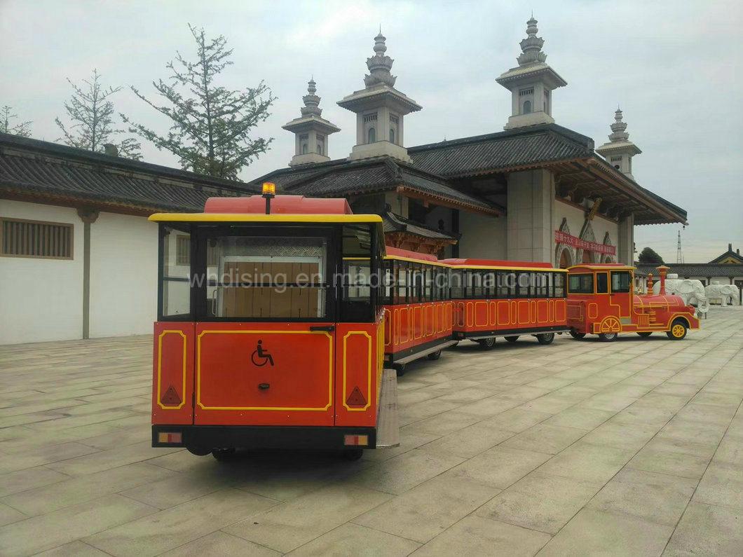 New Design 50 Seater Electric Kids Train