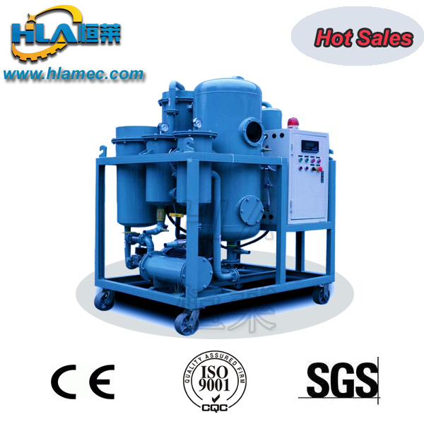 Vacuum Heating Washable Filter Used Motor Oil Recycling Machine