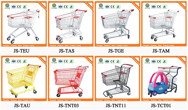Hot Sale Hand Shopping Trolley Cart