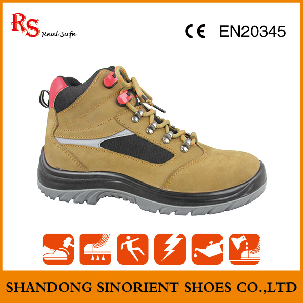 Trendy Safety Shoes Guangzhou Snn414