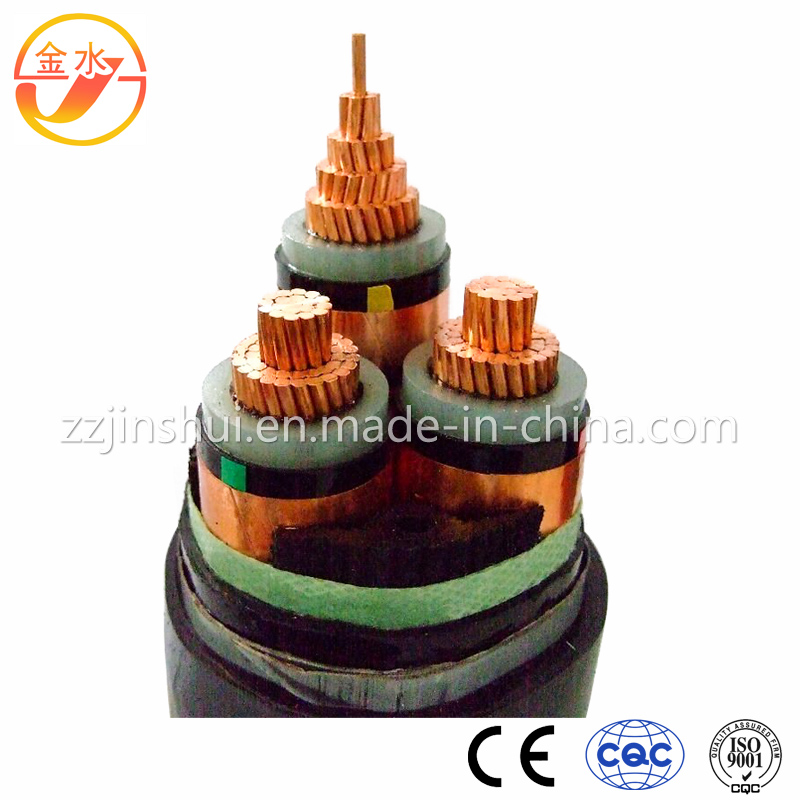 1 to 5 Cores Copper Conductor 240mm Power Cable