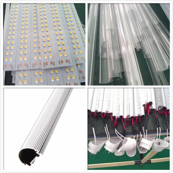 Ce RoHS 130lm/W 1.2m 4feet 18W T8 LED Tube LED Fluorescent Tube