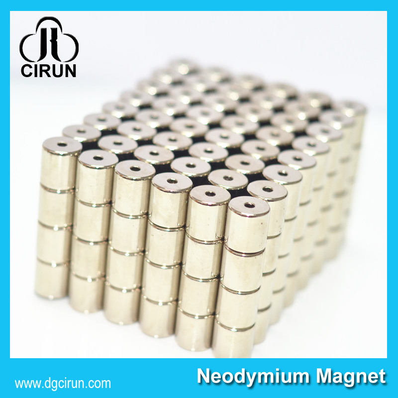 Super Strong Cylinder Disc Ring Rare Earth Magnet/NdFeB Magnet/Neodymium Magnet