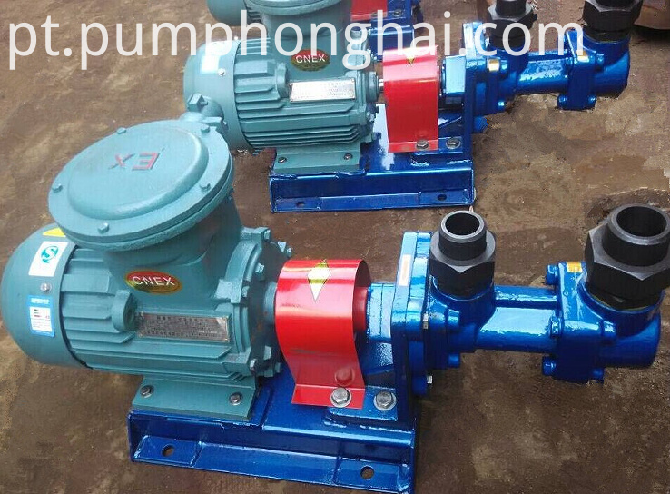 3G25*4-46~3G42*6A triple screw pump