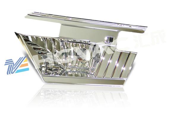 Hcvac Car Headlamp Rear Light Pecvd PVD Vacuum Metallizing System, Vacuum Coating Equipment
