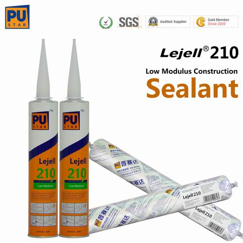 (PU) Polyurethane Sealant Low Modulus for Construction (Lejell210)