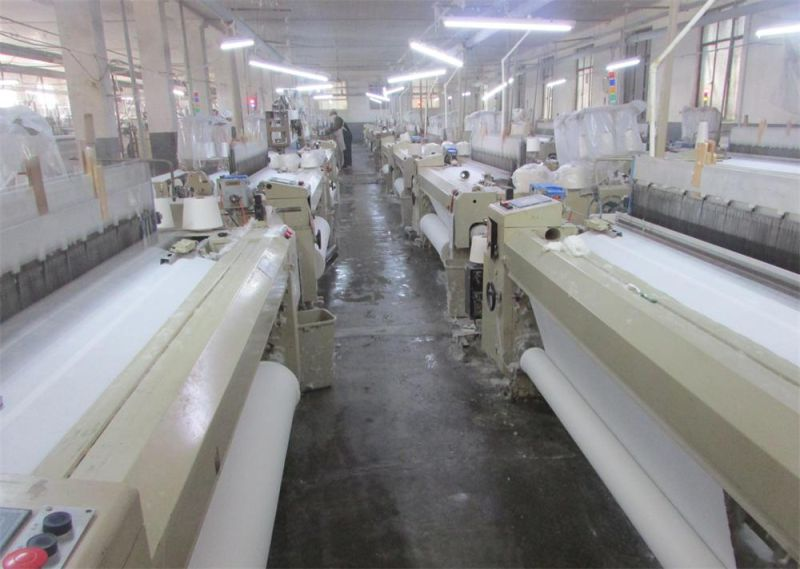 Crepe Rayon Fabric for White Shirt/Dress Garment Fabric