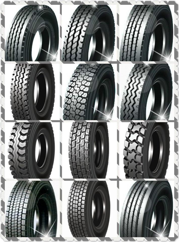 Truck Tire Heavy Duty Truck Tire