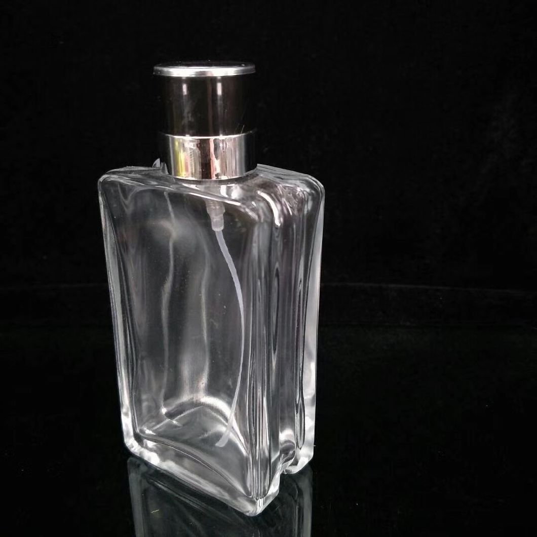 Crystal Round Glass Perfume Bottle Manufacturer