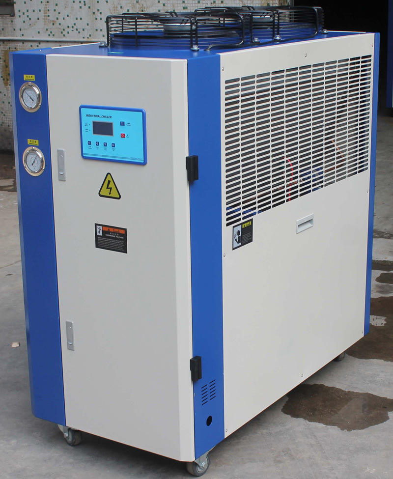 Air Cooled Scroll Type Industrial Water Chiller for Casting Machine
