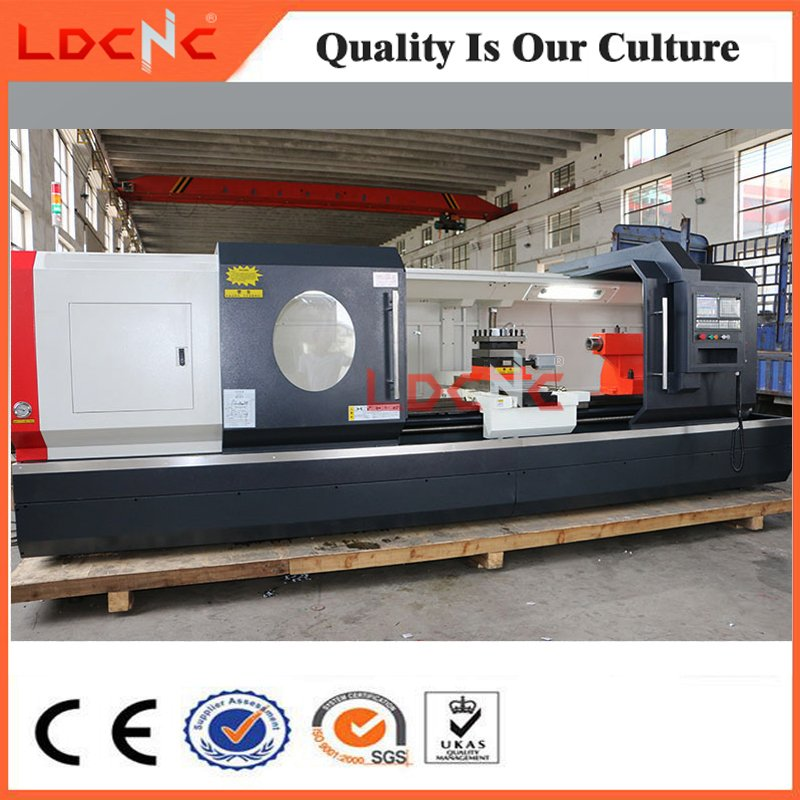 Ck6163 High Precision Metal Cutting CNC Lathe Machine for Sale