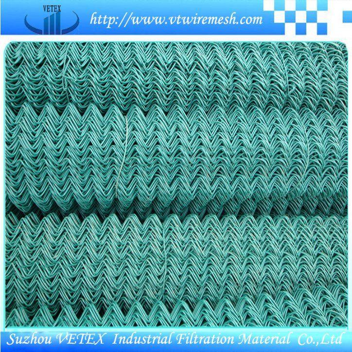 Chain Link Mesh Used in Farm