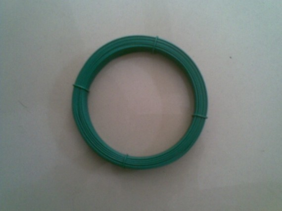 Construction Wire Used as Tie Wire