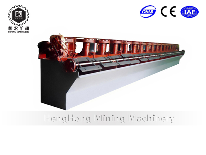 Mining Equipment for Gold Ore Beneficiation Plant