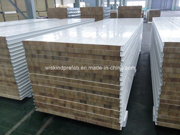 Rock Wool Sandwich Panel for Wall