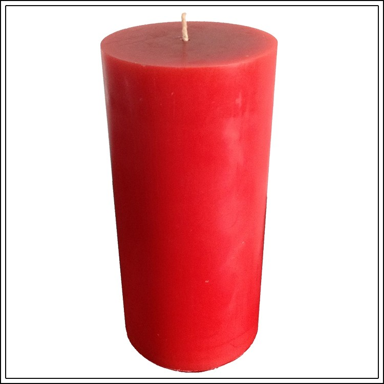 Customized Pillar Candles