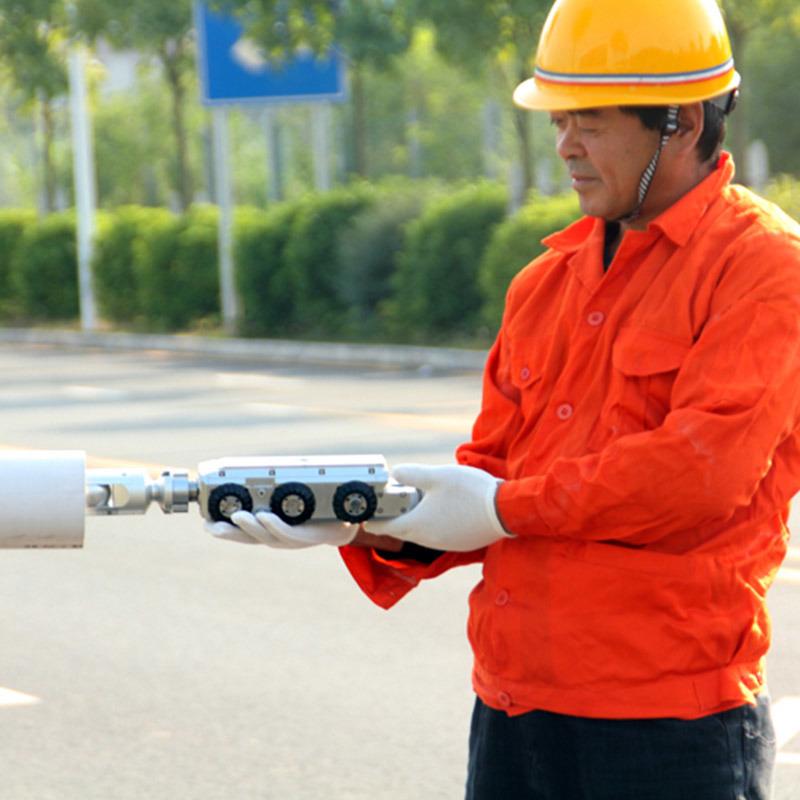 Industrial Underwater CCTV Pipeline Inspection Camera